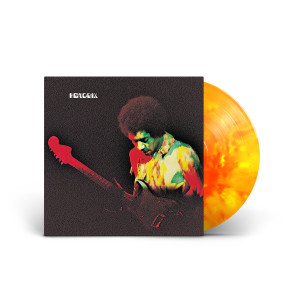 Band of Gypsys – Anniversary Analog LP – Exclusive Color