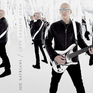 Joe Satriani: What Happens Next LP