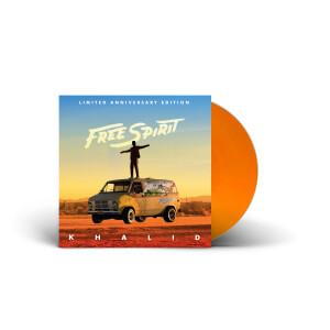 Khalid – Free Spirit (Limited Edition Anniversary) Vinyl LP