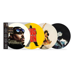 Big Pun: Capital Punishment (20th Anniversary Picture Disc) 2-Disc LP