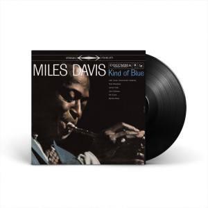 Miles Davis Kind Of Blue (Vinyl) LP