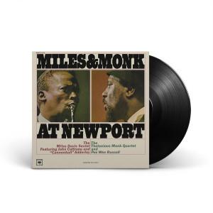 Miles & Monk At Newport LP