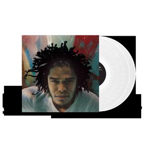 Maxwell Embrya 20th Anniversary 2-LP White Vinyl