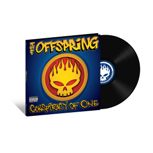 The Offspring - Conspiracy Of One (Reissue) Black Vinyl