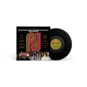 The Best Of Philadelphia International Records Black Vinyl