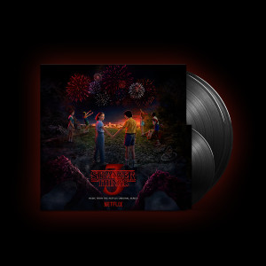 "Stranger Things:  Music From the Netflix Original Series, Season 3 2-LP + 7"" Single"