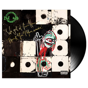 We got if from Here... Thank You 4 Your service 2-LP Vinyl