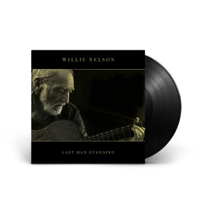 Willie Nelson Last Man Standing LP