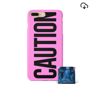 Caution Phone Case + Download