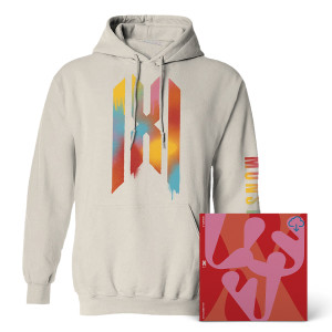 All About Luv Hoodie + Digital Album Download