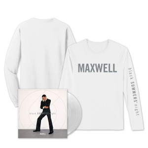 Limited Edition Clear Vinyl + Long Sleeve
