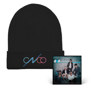 QQS Black Beanie + Digital Album