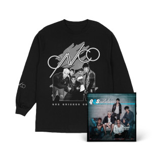 CNCO B&W Album Long Sleeve Tee + DD