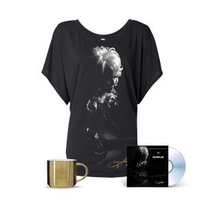 Dolly Parton DUMPLIN' CD + Mug + Women's T-Shirt