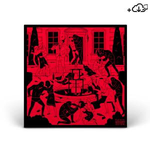 ZONE Pullover Hoodie + Poison Digital Download