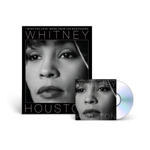 Whitney Houston - I Wish You Love: More From The Bodyguard CD + FREE Poster