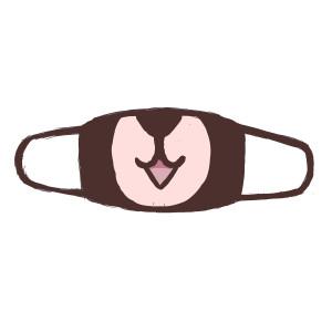 Yah! Panda Mask