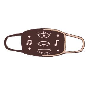 Sleepy Tunes Mask