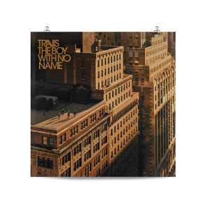 The Boy With No Name Artwork Poster (Numbered, Ltd Edition)
