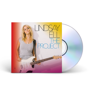 "Lindsay Ell ""The Project"" CD"