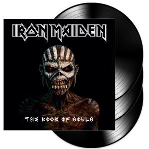 The Book Of Souls Vinyl 3-LP