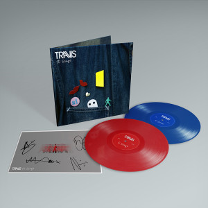 10 Songs -  Deluxe Double Colored Vinyl + Signed Art Print + Bonus Disc including Album Demo's