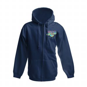 Official 2010 Tour Zip-Up Hoody