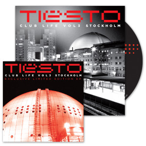 Tiesto Club Life Volume 3 CD Pack