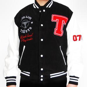 Tiesto Varsity Jacket - North America Only