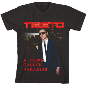 Tiësto A Town Called Paradise T-Shirt