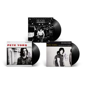 First Three Albums Vinyl LP Bundle (Autographed)