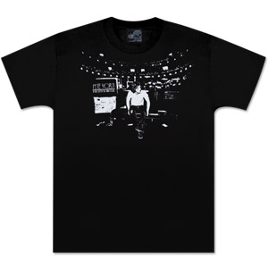 "Black ""Nightcrawler"" Men's T-Shirt"