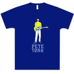 Pete Yorn Illustration Tee