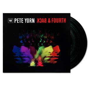 Pete Yorn Back & Fourth LP