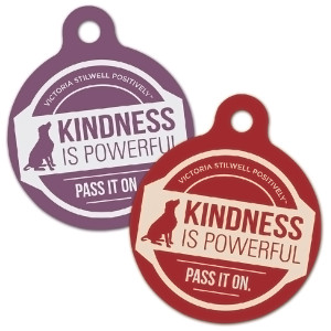 PetHub Premium Digital Pet ID Tag - Kindness is Powerful