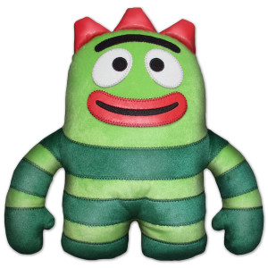 "Yo Gabba Gabba! 12"" Brobee Plush Doll"