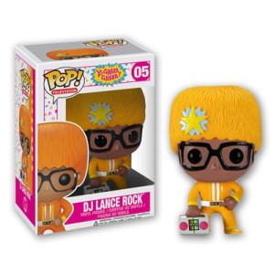 """Yo Gabba Gabba! 3.75"""" DJ Lance Vinyl Figure"""