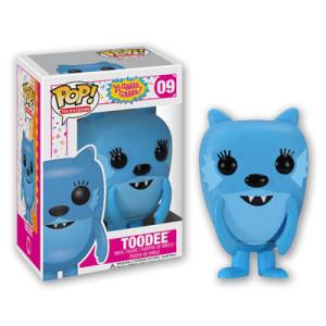 """Yo Gabba Gabba! 3.75"""" Toodee Vinyl Figure"""