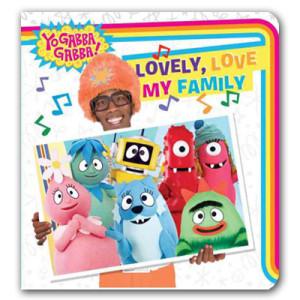 Lovely, Love My Family Book
