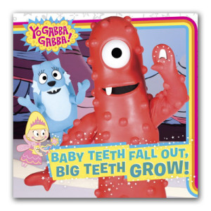 Baby Teeth Fall Out, Big Teeth Grow Book