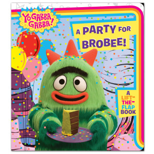 A Party for Brobee Book