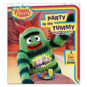 Party in My Tummy Book