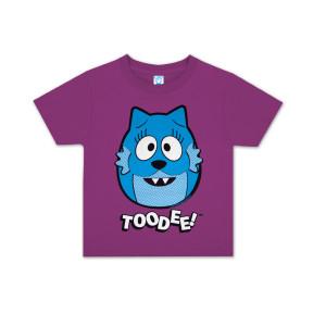 Yo Gabba Gabba! Live! Toodee Toddler T-shirt