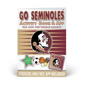 Florida State Seminoles Activity Book