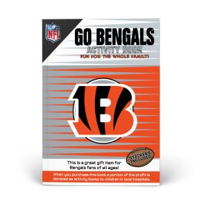 Cincinnati Bengals Activity Book