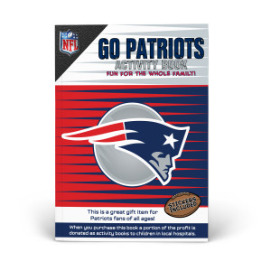 New England Patriots Activity Book