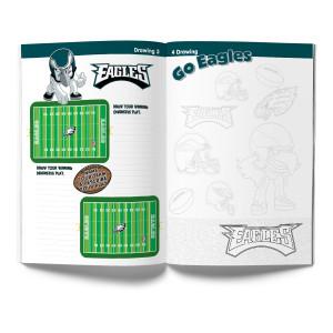 Philadelphia Eagles Activity Book