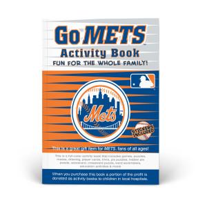 New York Mets Activity Book