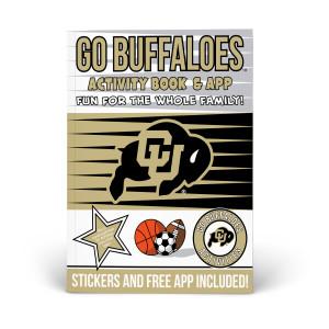 Colorado Buffaloes Activity Book