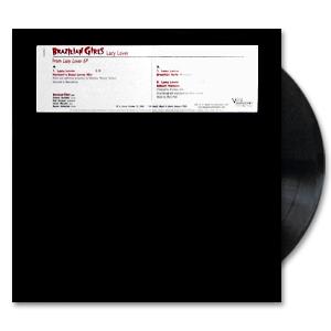 Lazy Lover Remixes - LP